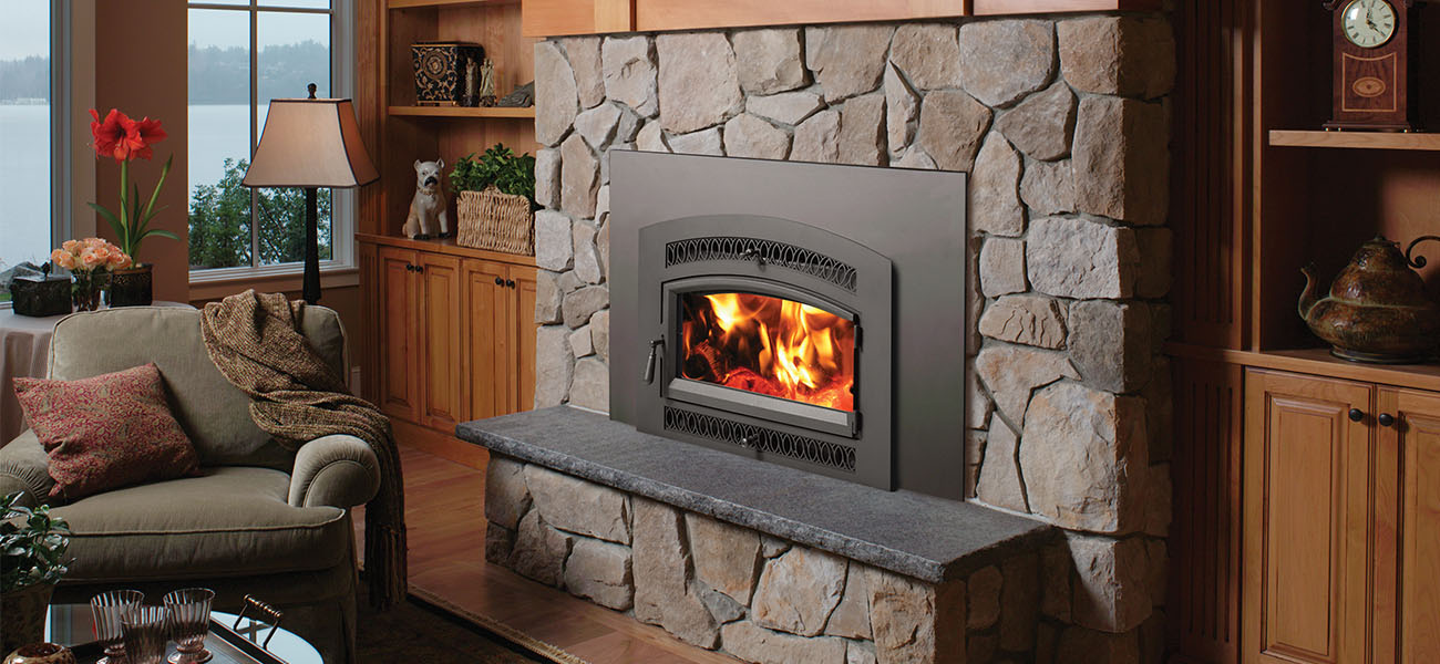 Medium Flush Arched Fireplace Inserts Fireplace