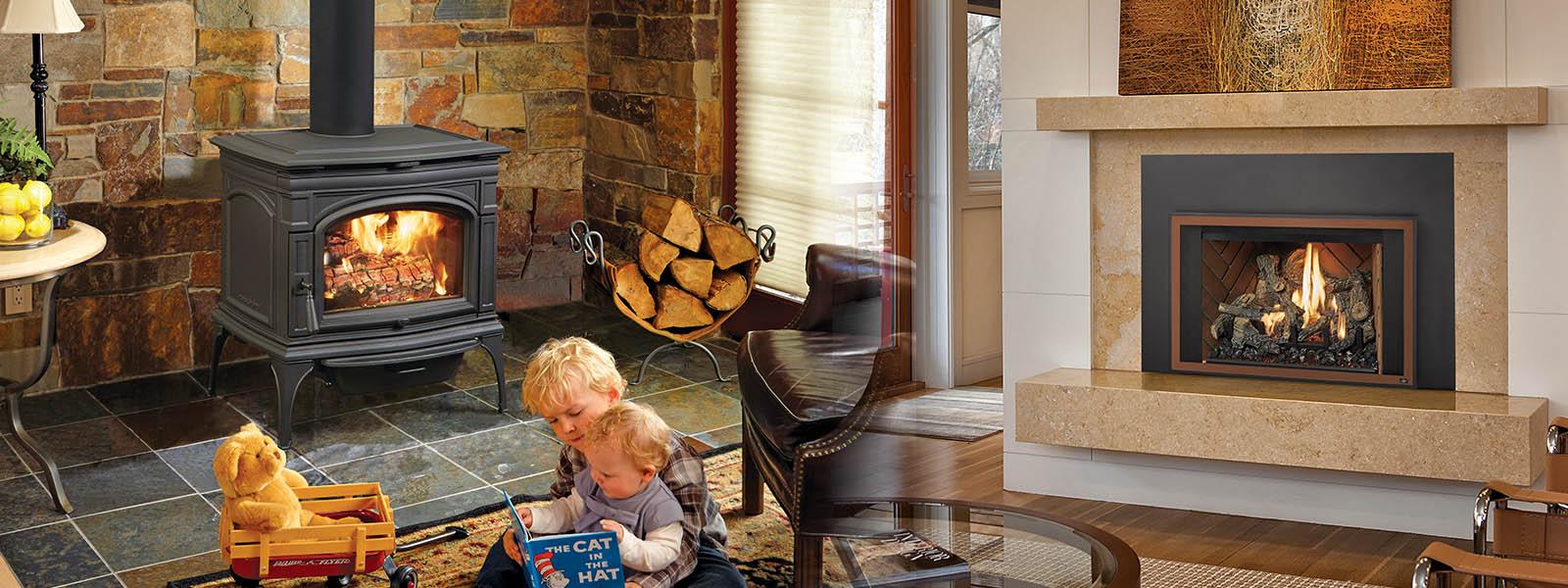 Fireplaces Inserts Wood Gas Fireplace Xtrordinair