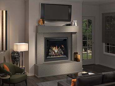 Cool Fireplaces Inserts Gas Wood Fireplace Xtrordinair Interior Design Ideas Clesiryabchikinfo
