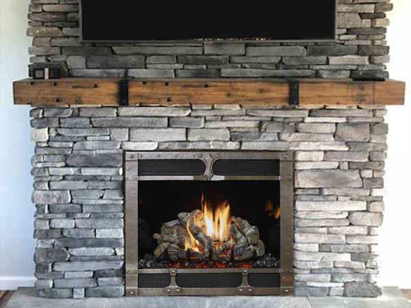 Awe Inspiring Fireplaces Inserts Gas Wood Fireplace Xtrordinair Download Free Architecture Designs Grimeyleaguecom
